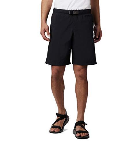 Columbia Herren Men's Palmerston Peak, Waterproof, UV Sun Protection Shorts, schwarz, XL x 23 cm Schrittlänge