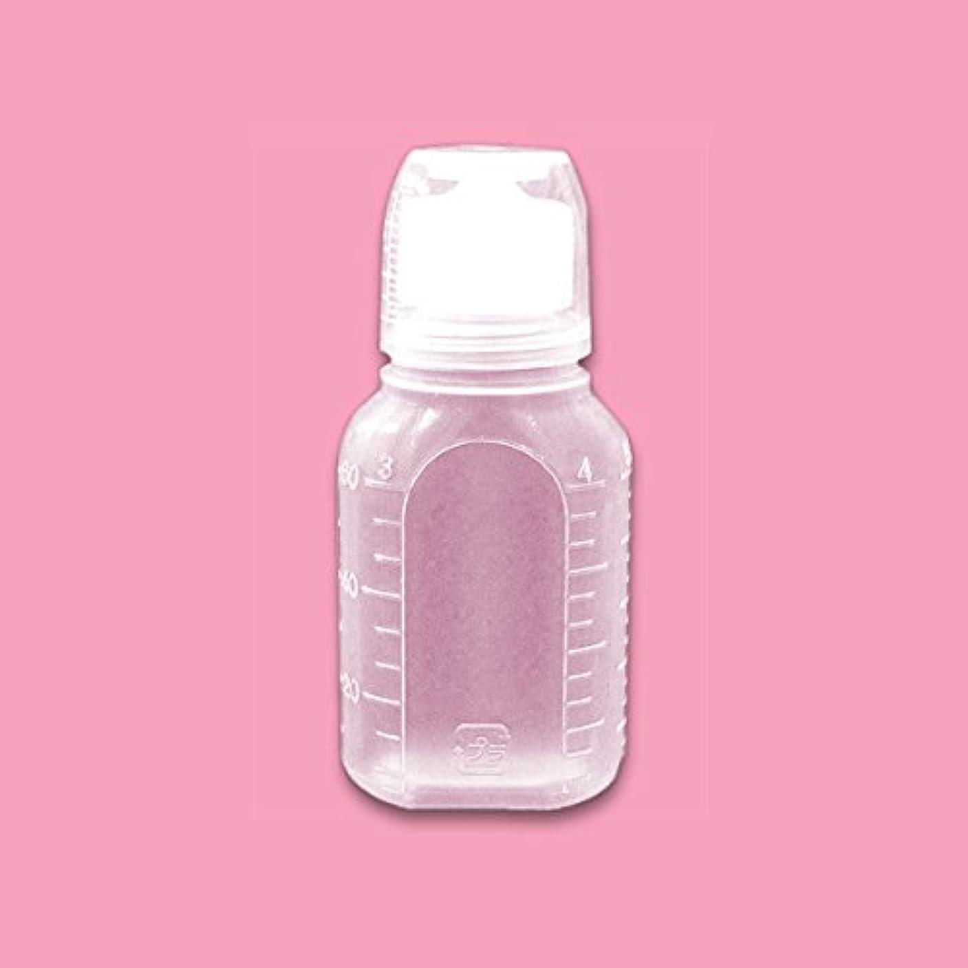 未満植木画面液体用空ボトル 60g 5個入 [ 空ボトル 空容器 詰め替え用 うがい薬 ローションボトル サンプル用 ]◆