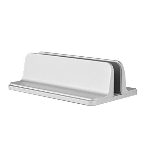 Kesilian Laptop Stand Titular de la Tableta Vertical de aleación de Aluminio Ajustable para portátil Escritorio de enfriamiento del Soporte