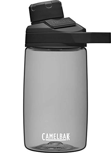 Camelbak Unisex– Erwachsene Chute Mag Trinkflasche, charcoal,400 ml