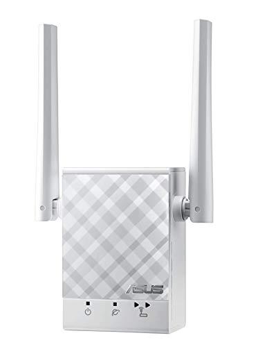Asus RP-AC51 Ripetitore Wireless Dual Band AC750   Indicatori di segnale   WPS   Modalità Repeater, Access Point e Media Bridge