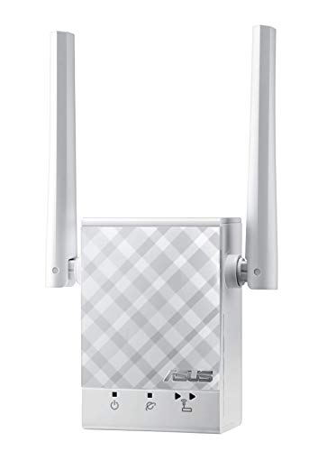 Asus RP-AC87 AC2600 Dual Band Repeater AC750 (tot 70 m2) AC750 (bis 70m²) wit