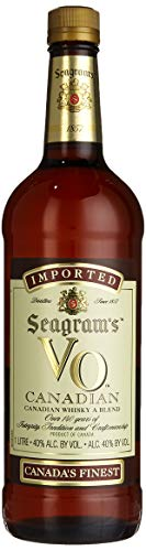 Seagrams VO Canadian Whisky (1 x 1 l)