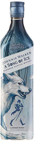 Johnnie Walker Song of Ice Whisky Escocés, Edición limitada Juego de Tronos: Casa Stark - 700 ml
