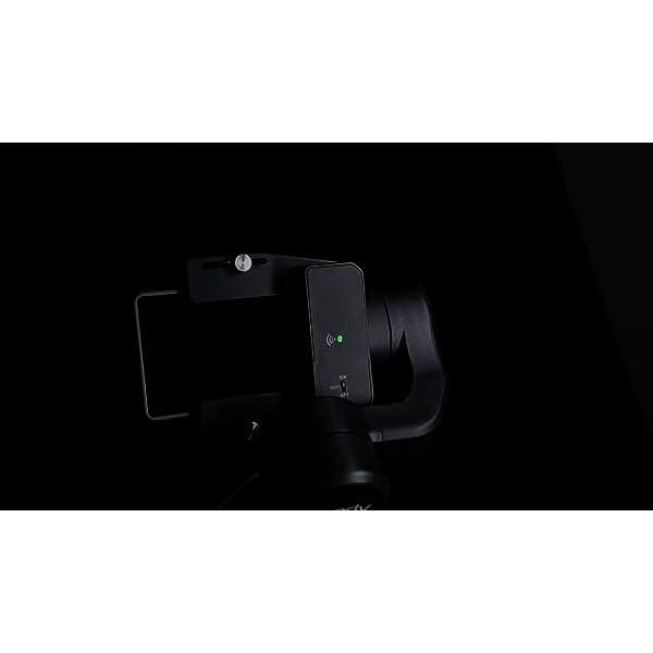 Hohem iSteady Pro 3 Gimbal per Gopro Hero 8, Stabilizzatore per Gopro,Compatibile per Fotocamera GoPro 8 7 6 5 4 3, DJI Osmo, Sony RX0, Yi Cam 4K, SJCAM, Splash Proof, Controllo WiFi, 12 Ore di Lavoro 7 spesavip