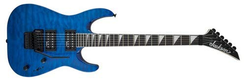 Cheap Jackson JS32Q Dinky Arch Top Electric Guitar (Trans Blue) Black Friday & Cyber Monday 2019