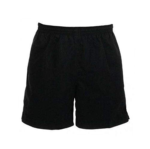 Rucanor Childrens Custer Pantaloncini Nero