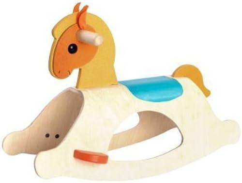 garantía de crédito Plan Plan Plan Toys Rocking Pony by PlanToys  calidad auténtica