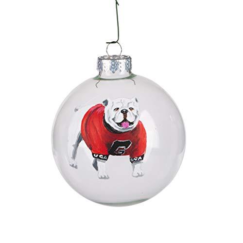 Georgia Bulldogs Mascot Ornament