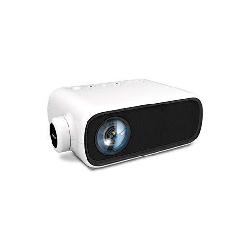 LORIEL PROYECTOR Mini DE 1080P HD, Soporte De Resolución De 1920X1080, Tamaño De 20'A 80', Compatible con Teléfono, PC, Caja De TV, PS4