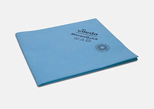 Vileda MicronQuick Microfasertuch blau 38x40 cm 152105 (5 Stück)