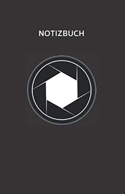 モットー依存命令的Notizbuch: Liniertes Notizbuch fuer Fotografen  ? Softcover ? 100 Seiten ? mit frei gestaltbarem Inhaltsverzeichnis und Seitenzahlen