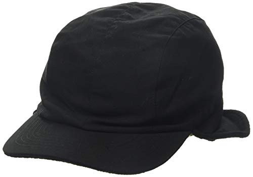 Barts - Active Cap, Paraorecchie Uomo, Nero, Taglia unica