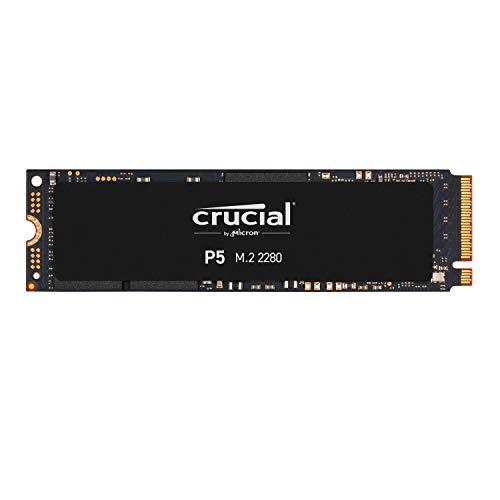 Crucial SSD P5シリーズ 1TB M.2 NVMe接続 CT1000P5SSD8JP 5年保証 国内正規代理店品