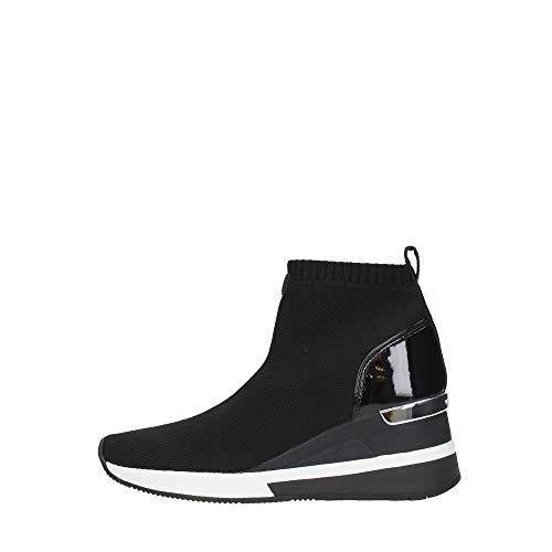 Michael Kors Michael by Chaussures Skyler Boots Noir Femme 38.5 Noir