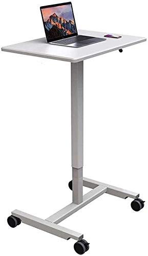 Części maszynowe lekton stół konferencyjny stół wykładowy stojący przenośny wózek na laptopa mobilny biuro stolik nocny do kościoła szkoły prezentacja białe podium (kolor: domyślne)