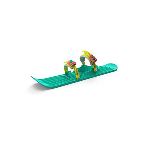 Price comparison product image GIZMO RIDERS Luge ski OneFoot - Enfant - Neon vert