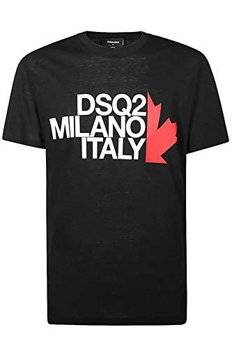 DSQUARED2 Pressato Cool Fit T-Shirt Black MD