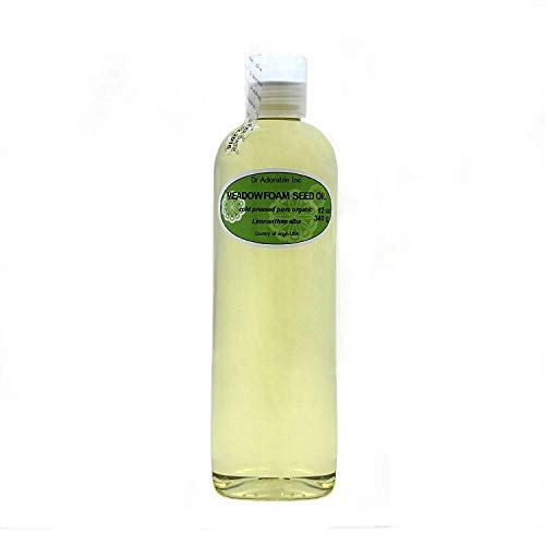 Meadowfoam semillas aceite orgánico 12 oz