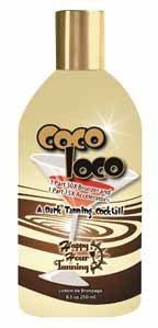 Coco Loco Bronzing Lotion by Happy Hour Tanning