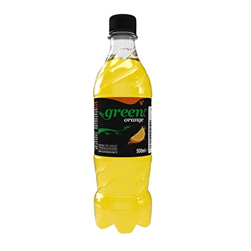 Green Cola Orange DPG PET, 6er Pack (6 x 500ml)
