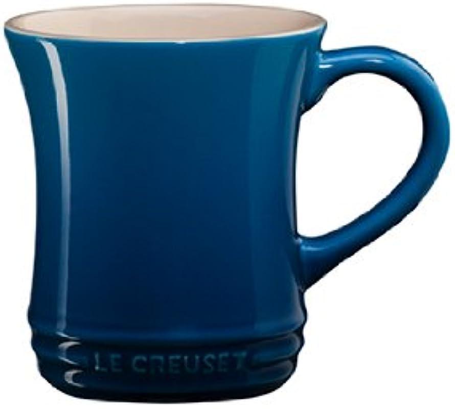 Le Creuset Stoneware Tea Mug 14 Ounce Marseille