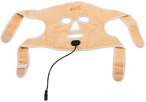 YZ-YUAN Relajación en el hogar Instrumento de Belleza para la Piel Máscara Máquina de Belleza de compresa Caliente infrarroja lejana para Mejorar el Efecto de absorción de los Productos para el CUID