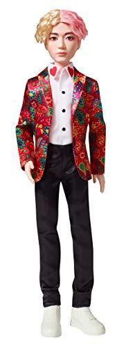 Mattel GKC89 BTS V Idol Fashion Doll for Collectors, K-Pop Toys Merchandise...