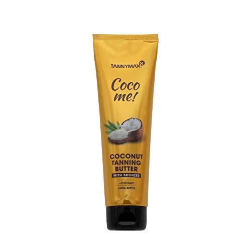 Tannymaxx Coconut Tanning + Bronzing Butter