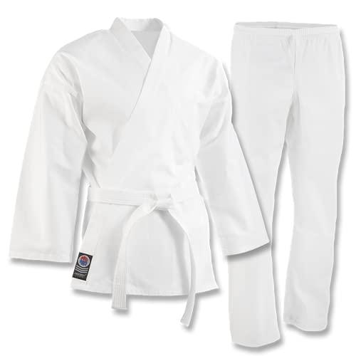 Pro Force 6 oz. Elastic Drawstring Lightweight Student Uniform