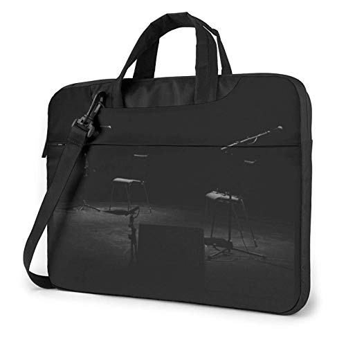 Deep Dark Laptop Bag Messenger Bag Briefcase Satchel Shoulder Crossbody Sling Working Bag