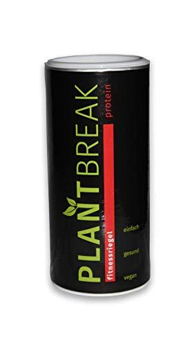 PLANTBREAK protein | ergibt 12 Protein-Riegel | Riegel unter 0,95€ | ohne Zusatzstoffe