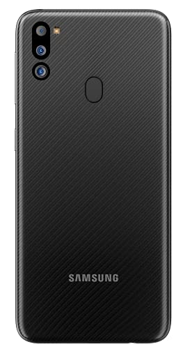 Samsung Galaxy M21 2021 Edition (Charcoal Black , 4GB RAM, 64GB Storage)   FHD+ sAMOLED   6 Months Free Screen Replacement for Prime