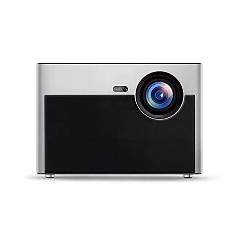 XTZJ Mini proyector, proyector de video Proyector de películas al aire libre 3000L, proyector de cine en casa portátil LED 1080p y 200