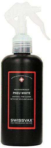 Swizöl 1052310 Nettoyant pneu white, pour pneu à flanc blanc, 250 ml