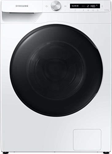 Samsung WD90T534ABW/S2 Waschtrockner / 9+6 kg / 1400 U/min / B / Weiß / Automatische Waschmittel- und Weichspülerdosierung / SchaumAktiv