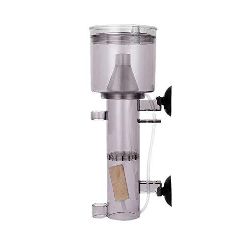 Merssavo Protein Skimmer Seawater Separator Filter Pump Aquarium Fish Tank Accessory