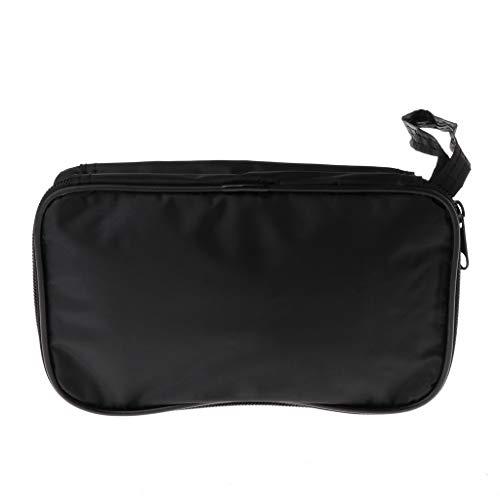 longsw multímetro negro bolsa Colth 20* 12* 4cm UT funda suave antigolpes Durable