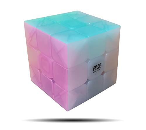 Level25 Cubo 3x3x3 Jelly Warrior W Velocidad Puzzle speedcube Regalo Original