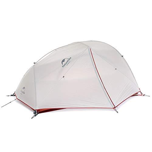 Naturehike(ネイチャーハイク) 1―2人用 テント Star River 2 アップグレード アウトドア 二重層 超軽量 4シーズン 防風 防水 キャンピング 専用グランドシート収納袋付