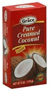 Grace Coconut Cream 6oz 27 Pack