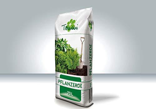 Pflanzerde Qualitätserde 70 Liter 10 Säcke
