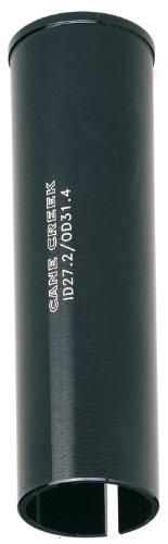 Cane Creek Sattelstützen-Reduzierhülse Shim 27.2 > 31.8, schwarz, 27.2 auf 31.8mm
