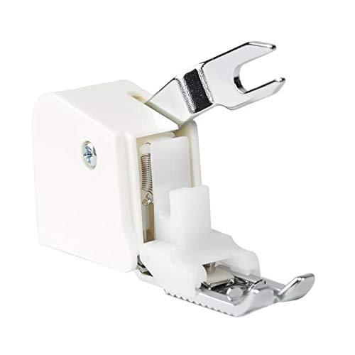La Canilla ® - Prensatelas de Doble Arrastre Walking Foot para Máquinas de Coser Alfa, Singer, Brother, Toyota, Silvercrest y más (Caña Baja)
