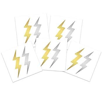 lightning bolt tattoo