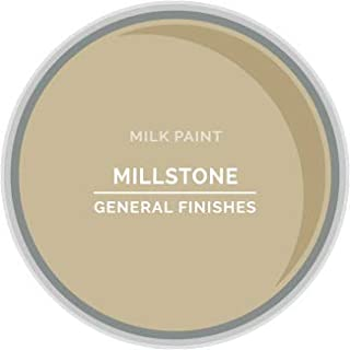 General Finishes GMI Milk Paint, 1 Gallon, Millstone