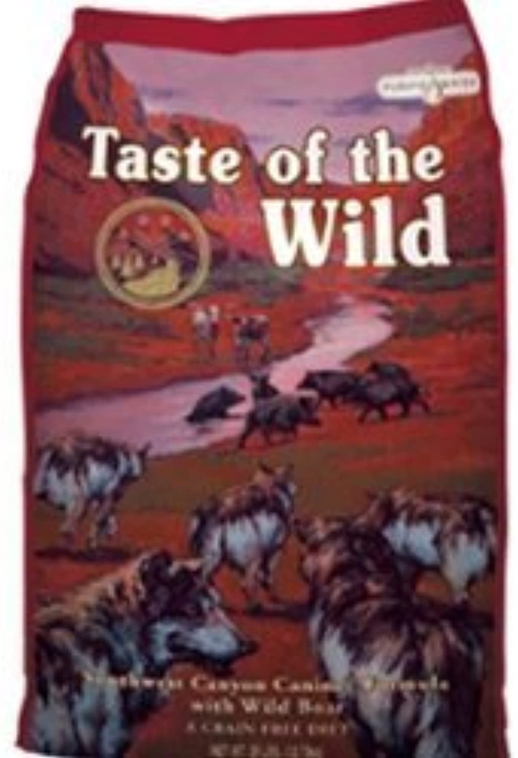 DIAMOND PET FOODS 418410 Tow Southwest Canyon Canine with Wild Boar for Pets, 14Pound by Phillips Feed & Pet Supply