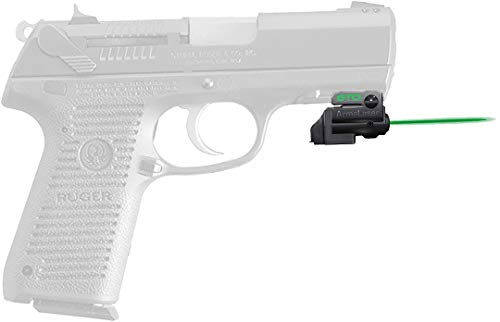 ArmaLaser Designed to fit Ruger P95 GTO Green Laser and FLX47 Grip Switch