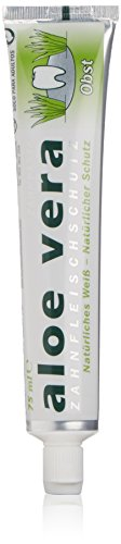 Bionatural 10960 Zahnpasta mit Aloe Vera und Zitrone