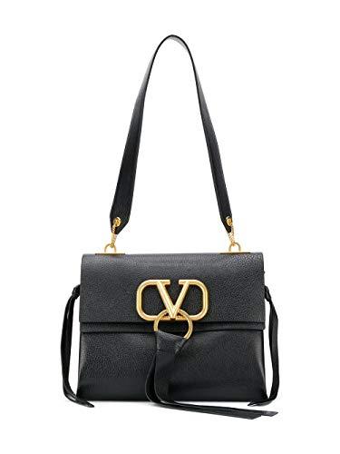 Valentino Luxury Fashion dames SW2B0E03NKL0NO zwart handtas Mano   Saison permanent